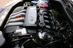 Golf5 GT~エンジンルーム