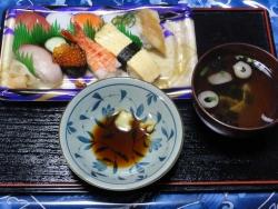 にぎり寿司20170917
