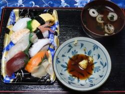 握り寿司20170713