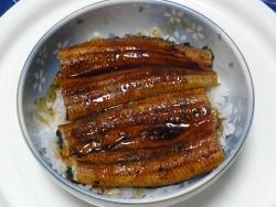鰻丼20170531