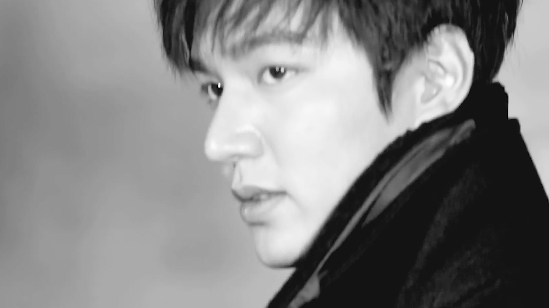 [HD] Lee Min Ho 2014 SOME JEANS, GUESS FW Collection Making FilmStill015