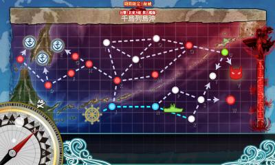 E-3殲滅戦マップ