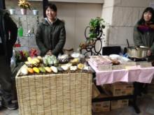 夢を形にするサポーター☆山村貴乃のブログ☆-身体に良い食品ブース