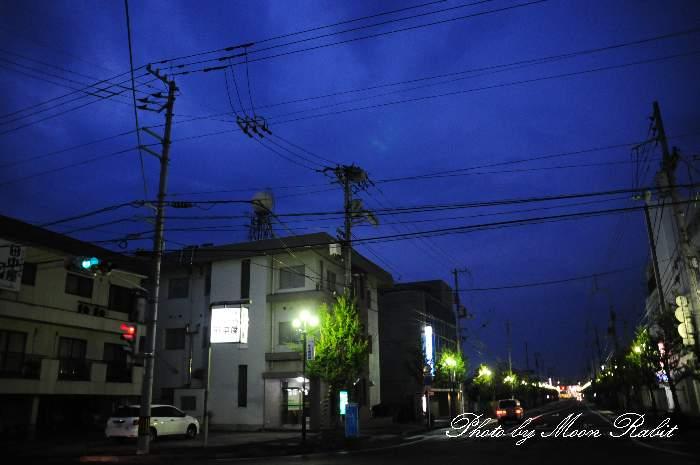 壬生川駅前