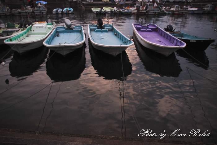 漁船 西条漁港 愛媛県西条市北浜