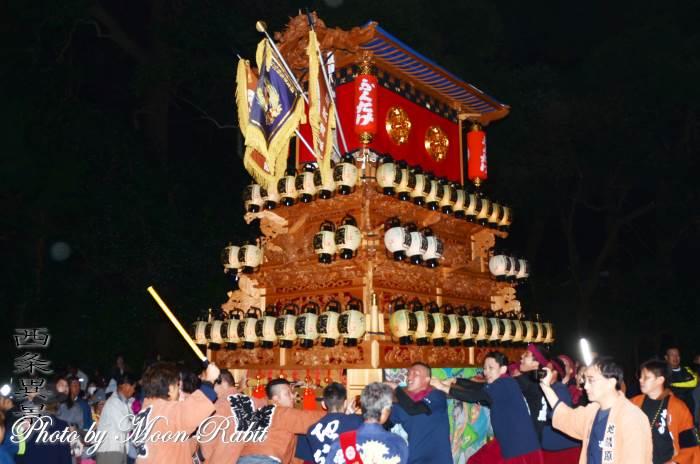福武祭り(加茂神社祭礼) 地蔵原だんじり(屋台)
