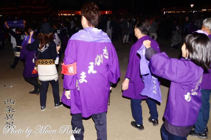 栄町下組屋台(だんじり) 祭り装束