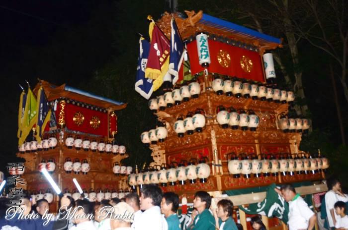 加茂神社祭礼 澤だんじり(屋台)