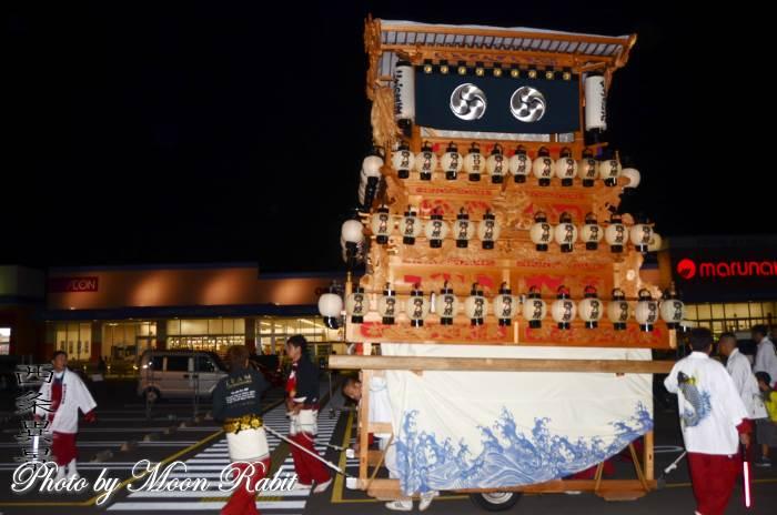 マルナカ氷見店 西之原屋台(だんじり)