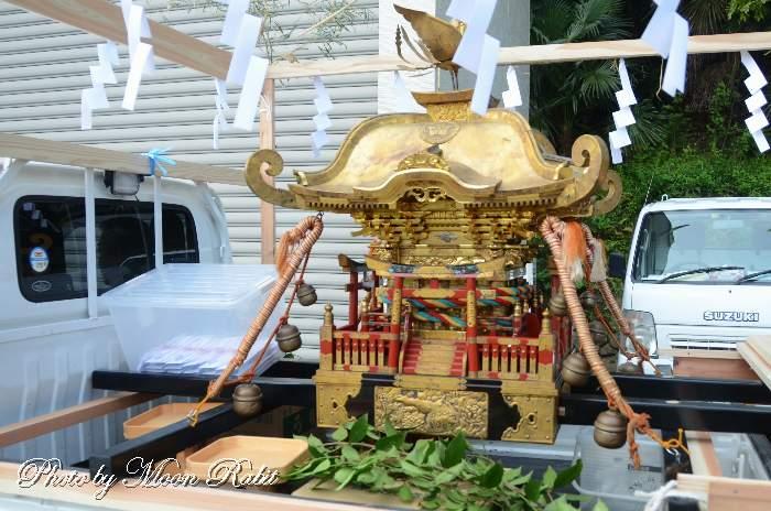 高尾神社神輿