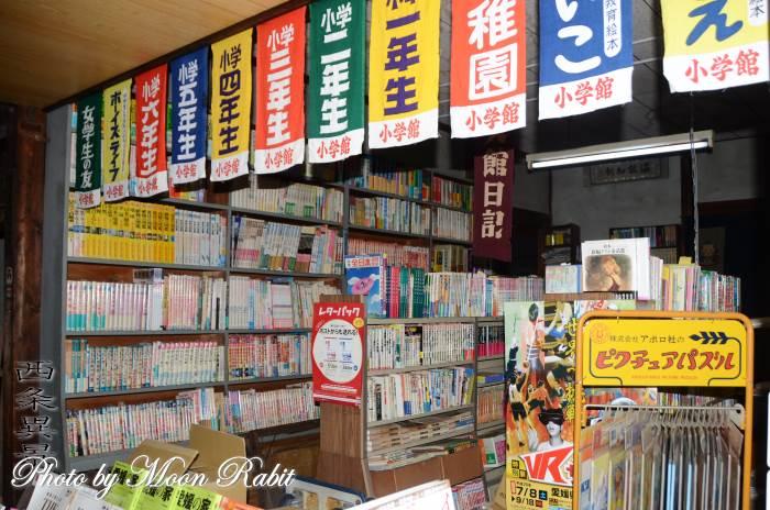 レトロな本屋さん 佐藤日進堂書店
