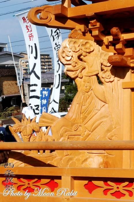 隅障子 富士見町だんじり(屋台)