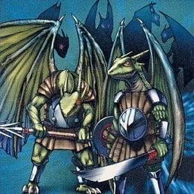 【遊戯王】遊戯王の世界って人間とドラゴンがメインみたい