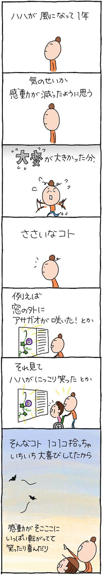 170920ハハ一周忌01