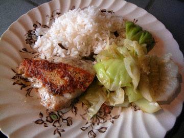 blog CP4 Dinner, Rice, Cabbage & Cod_DSCN4543-5.11.17.jpg