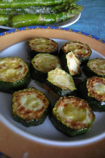 blog CP1 Cooking, Dinner, Karasumi & Harusame, Asparagus, Zuccini_DSCN4133-3.13.17.jpg