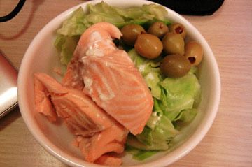 blog Cooking, Dinner, Poached Salmon, Olives, Boiled Cabbage_DSCN4160-3.18.17.jpg