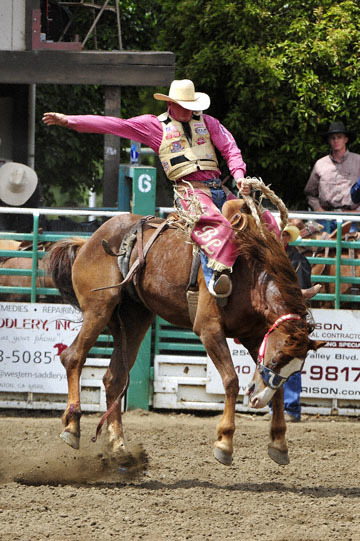 blog 85 Rowell Ranch Rodeo, Saddle Bronco 3, Ben Londo (?