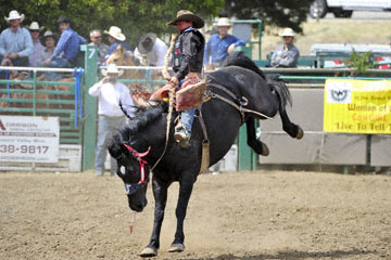 blog 87 Rowell Ranch Rodeo, Saddle Bronco 12, Cody Wright (76