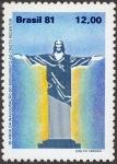 ブラジル・コルコヴァードのキリスト像50周年