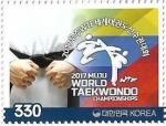 韓国・世界跆拳道選手権(2017)
