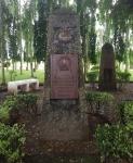 ホニアラ空港近く・米海兵隊慰霊碑