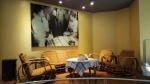 アジア・アフリカ博物館・椅子
