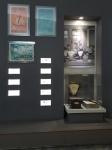 アジア・アフリカ博物館・切手展示