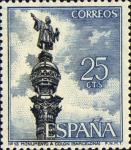 スペイン・バルセロナのコロンブス