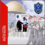 パレスチナ警察の日