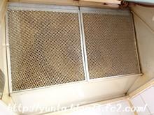 我が家の換気扇 フード付き版(1)