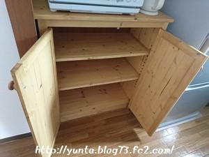 家具よしのぶ オーダーキャビネット(食器棚)