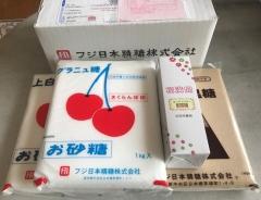 フジ日本精糖からの砂糖