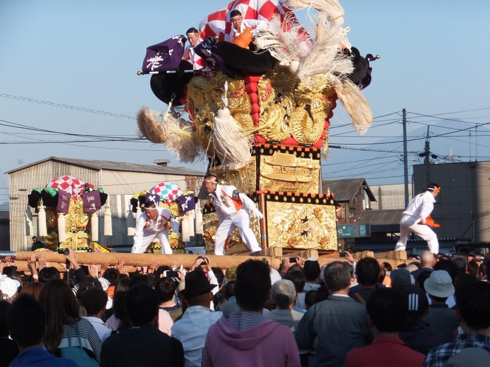 新須賀太鼓台
