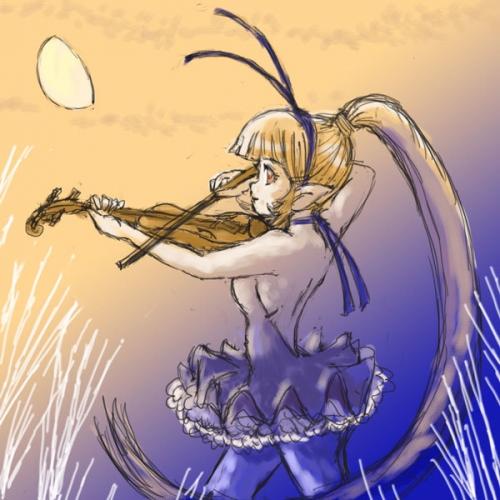 ススキが原のバイオリニスト