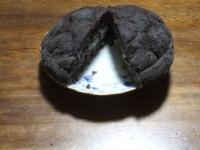 11/25 ブラックメロンパン