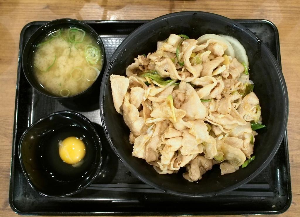 ■ 伝説のすた丼屋 ヨドバシ梅田店
