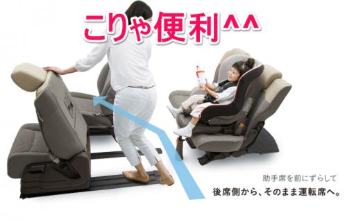 新型N-BOXスーパースライドシート