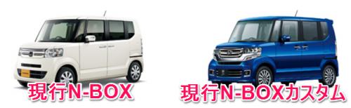 現行モデル N-BOX