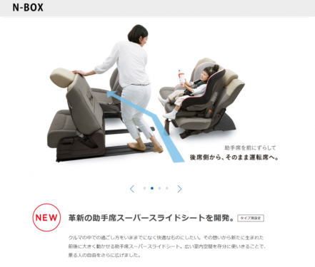 新型N-BOXスーパースライドシート2
