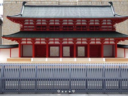 京都駅の ミニチュア