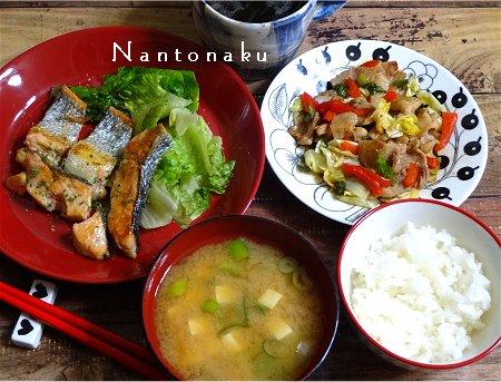NANTONAKU 11-24 毎日でも食べたいサーモン 1
