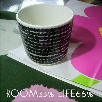 ROOM33 LIFE66 ラテマグ