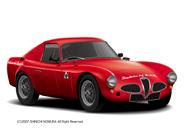 Alfa Romeo 6C 3000 CM Colli Coupe