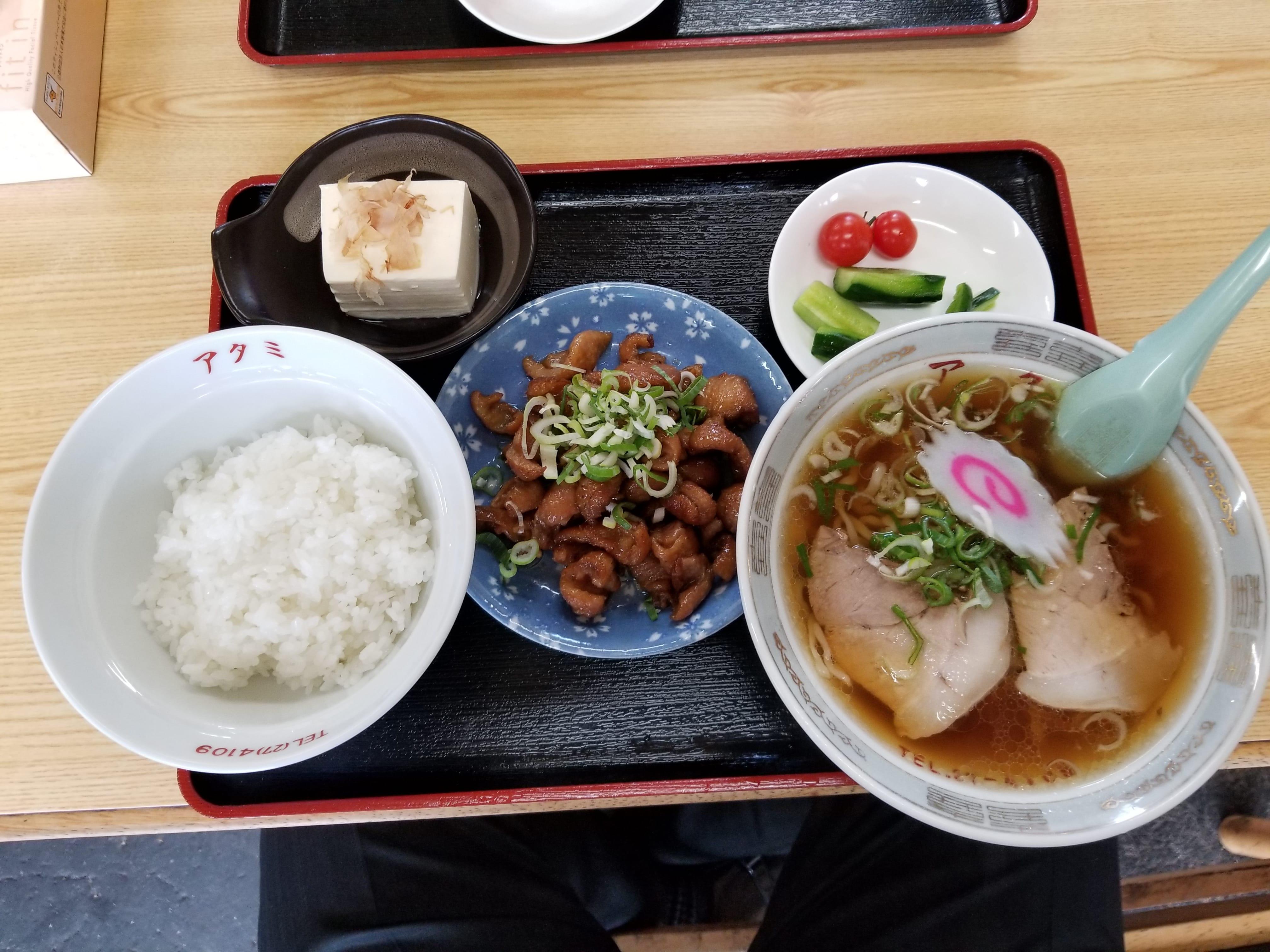 アタミ食堂 4