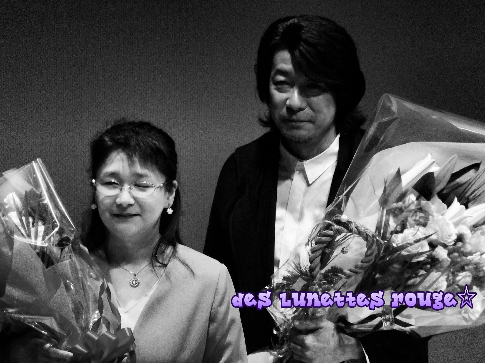 永瀬氏&田中正子さん