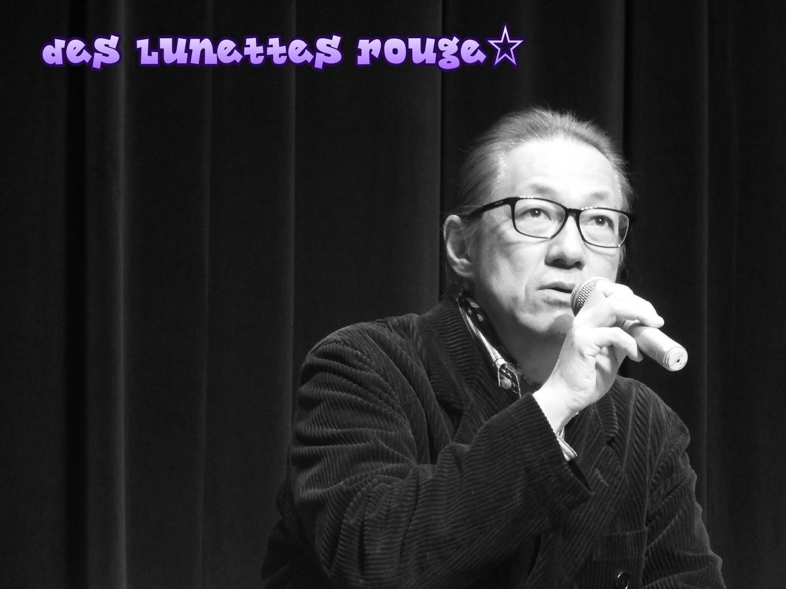 ドリアン助川氏