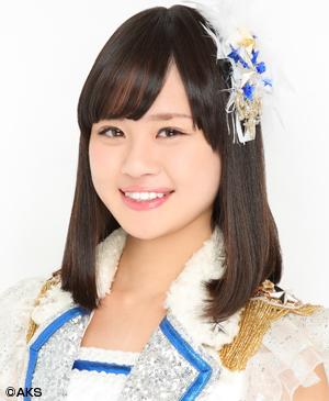 石川咲姫_2016年SKE48公式プロフィール写真