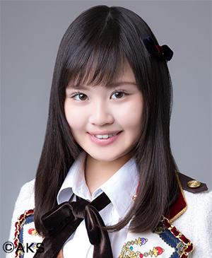 石川咲姫_2017年SKE48公式プロフィール写真