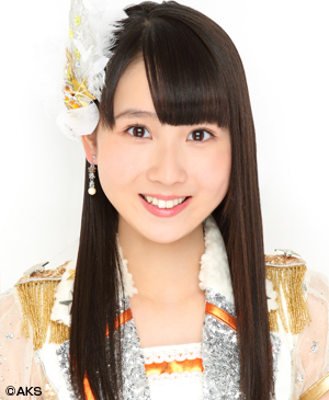 井上瑠夏_2016年SKE48公式プロフィール写真